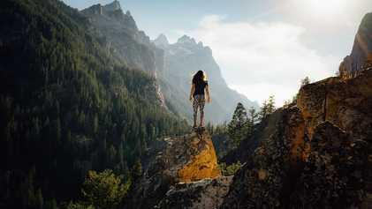 Les montagnes des Rocheuses en 9 photos sublimes