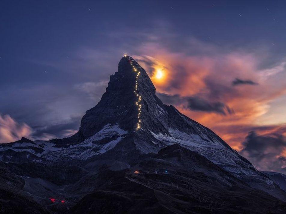 Les plus belles montagnes du monde en images