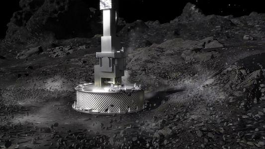 Opération réussie pour la sonde OSIRIS-REx sur l'astéroïde Bénou