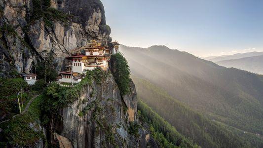 Le Bhoutan, seul pays au monde à avoir un bilan carbone négatif