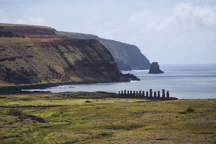 Le tour du monde en 9 merveilles : l'Île de Pâques