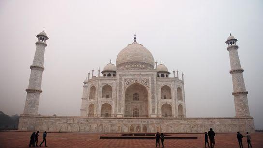 L'épisode de pollution intense qui a frappé l'Inde pendant plusieurs semaines en novembre 2019 crée un ...