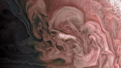 La puissance des tempêtes à travers le système solaire en 10 photos