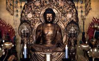 Le bouddhisme est l'une des plus puissantes religions au Japon (avec le shintoisme), qui s'est répandue ...
