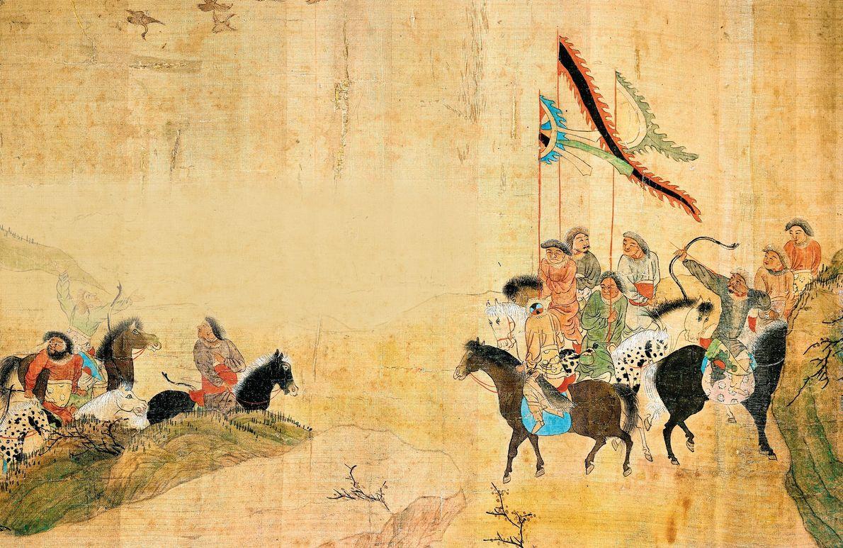Dans la dynastie Yuan, les Mongols contrôlaient le gouvernement central. Pour les assister dans leur administration, ...