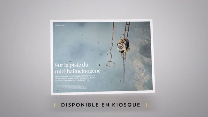 Magazine National Geographic - Juillet 2017
