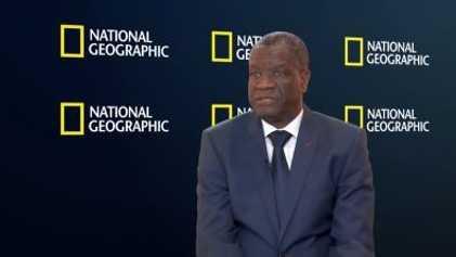 Rencontre avec le Dr Mukwege