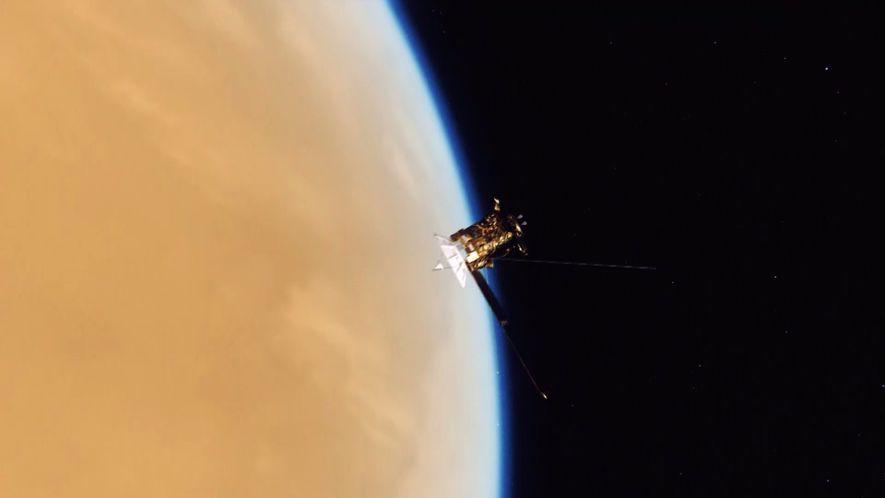 Le retour de la sonde Cassini - Extrait