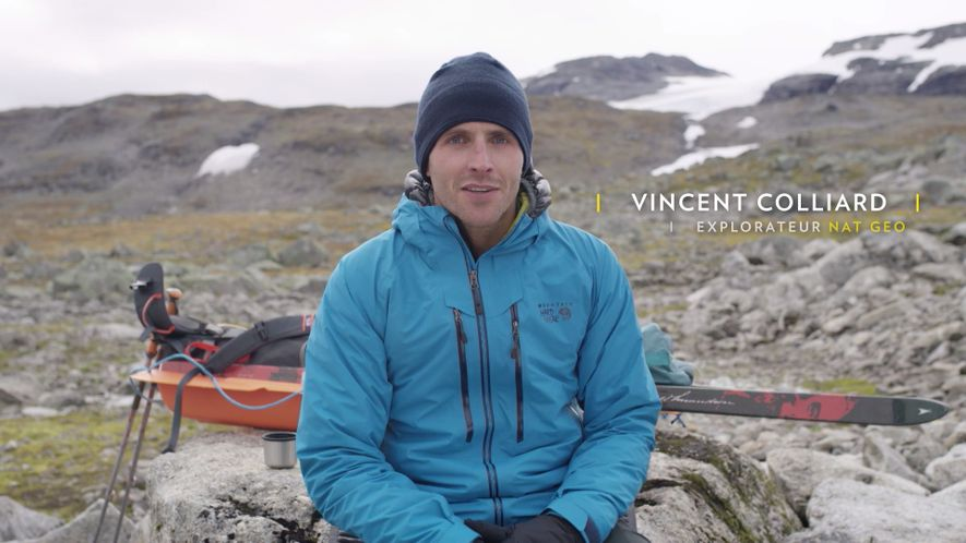 Explorateurs Nat Geo : Vincent Colliard