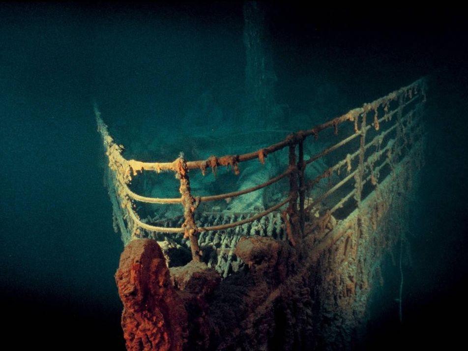 L'insubmersible Titanic