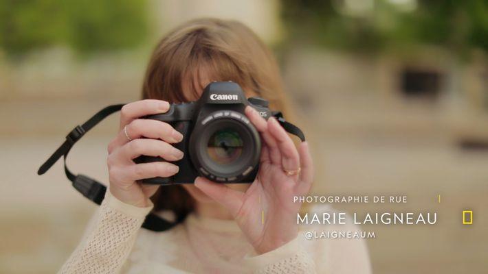 Derrière l'objectif : photographie de rue