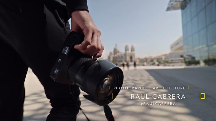 Derrière l'objectif : photographie d'architecture