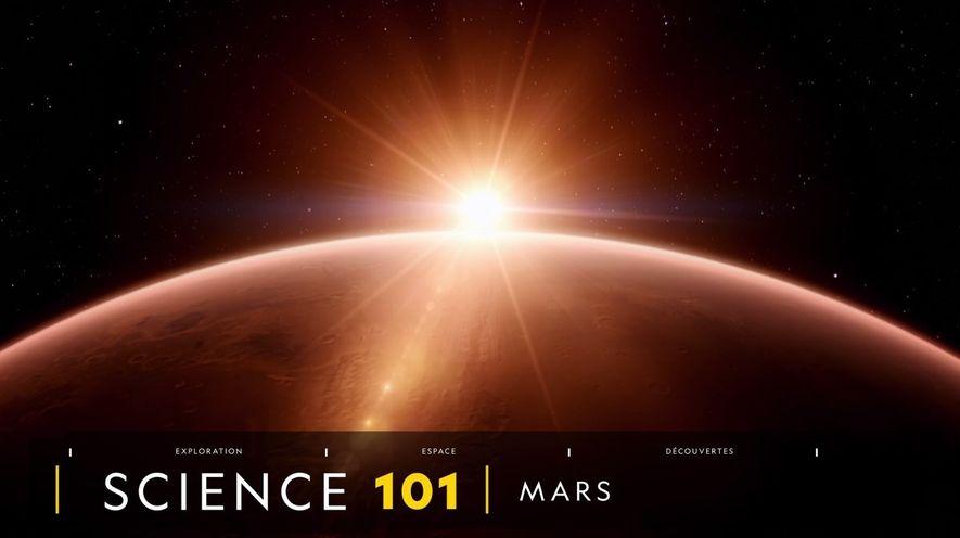 Comprendre : Mars