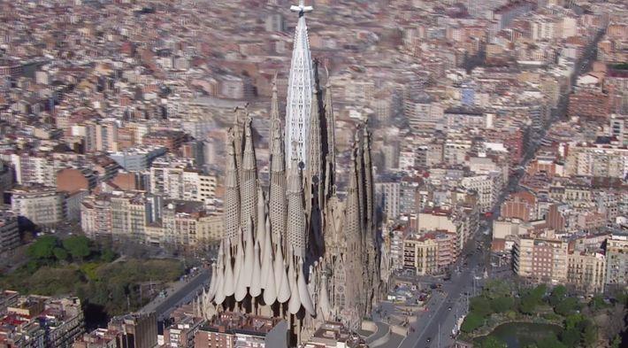 Megastructures : La Sagrada Familia