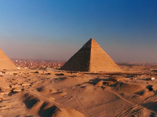 Comment a-t-on construit les pyramides de Gizeh ?