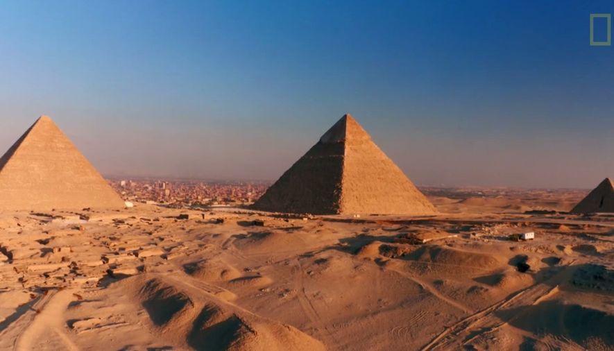 LA CONSTRUCTION DES PYRAMIDES DE GIZEH : L'UN DES PLUS GRANDS MYSTÈRES D'ÉGYPTE