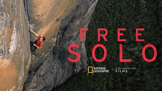 Free Solo récompensé par l'Oscar du meilleur documentaire !