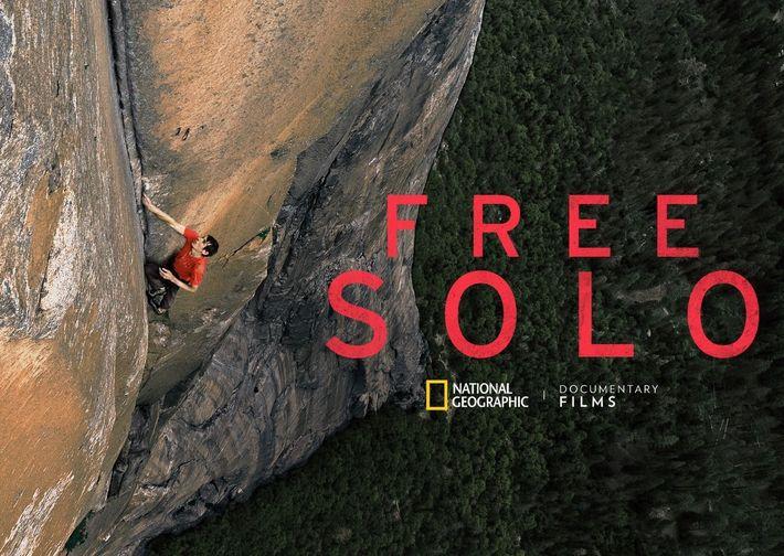 Free Solo : Oscar du meilleur documentaire 2019 !