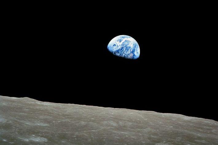 Lever de Terre : histoire d'un cliché exceptionnel