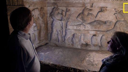 Les tombeaux d'Alexandrie