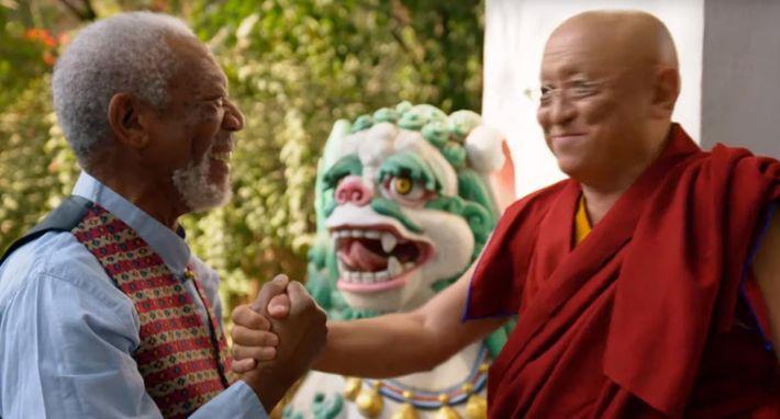 La relation entre les bouddhistes et le Diable