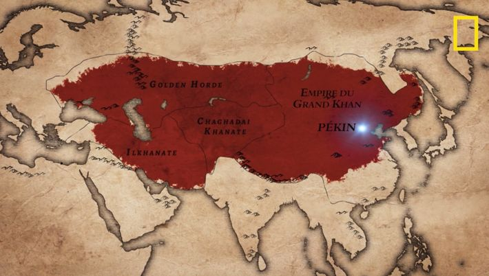 Qui était l'empereur chinois Kubilai Khan ?