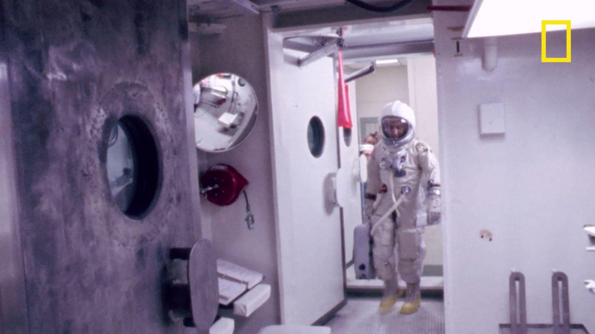 La tragédie de la mission Apollo 1