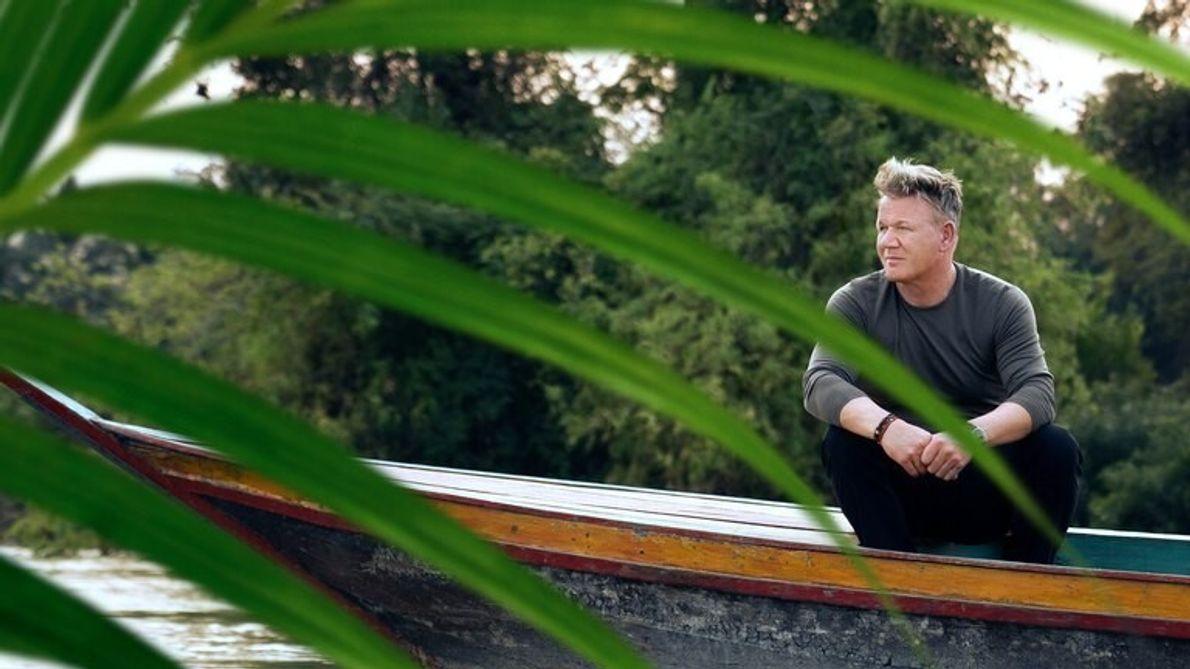 Gordon Ramsay : Territoires inexplorés