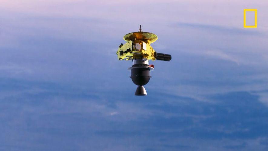 New Horizons, l'objet le plus rapide conçu par l'Homme à quitter la Terre