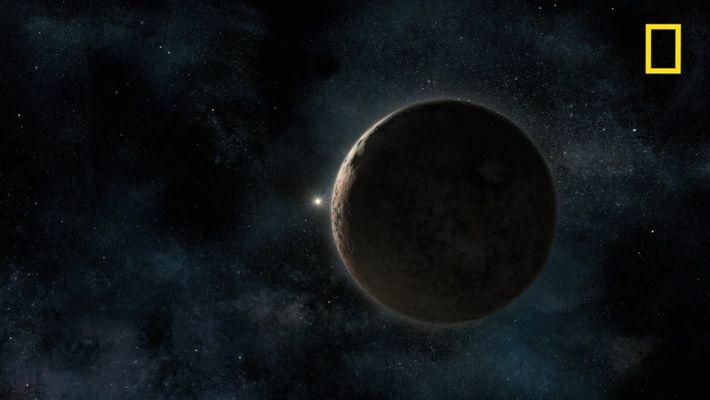 Pluton et le cas très particulier de son orbite elliptique