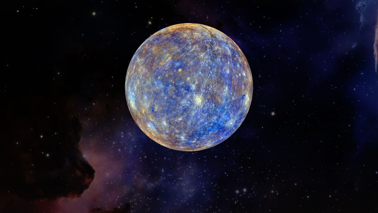 Mercure, les secrets d'une planète qui rétrécit