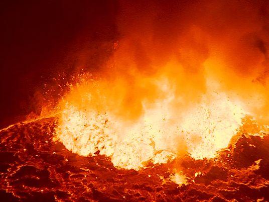 Les supervolcans, entre violence et complexité