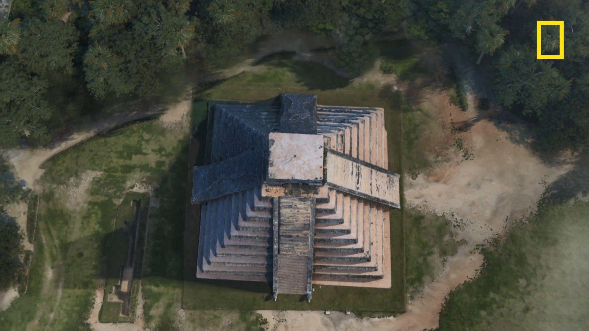 El Castillo, une pyramide excentrée au rôle sacré pour les Mayas | National Geographic