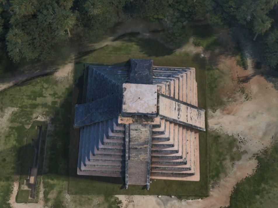 El Castillo, une pyramide excentrée au rôle sacré pour les Mayas
