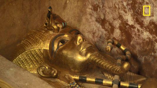 Plongée au cœur de la très petite chambre funéraire de Toutankhâmon