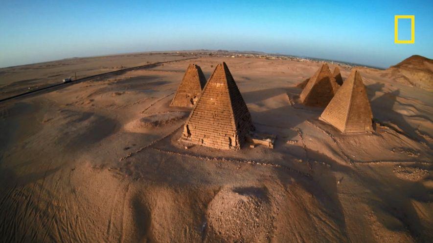 Les fabuleux bijoux des tombes koushites