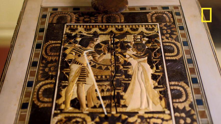 Toutankhâmon aurait été un pharaon infirme