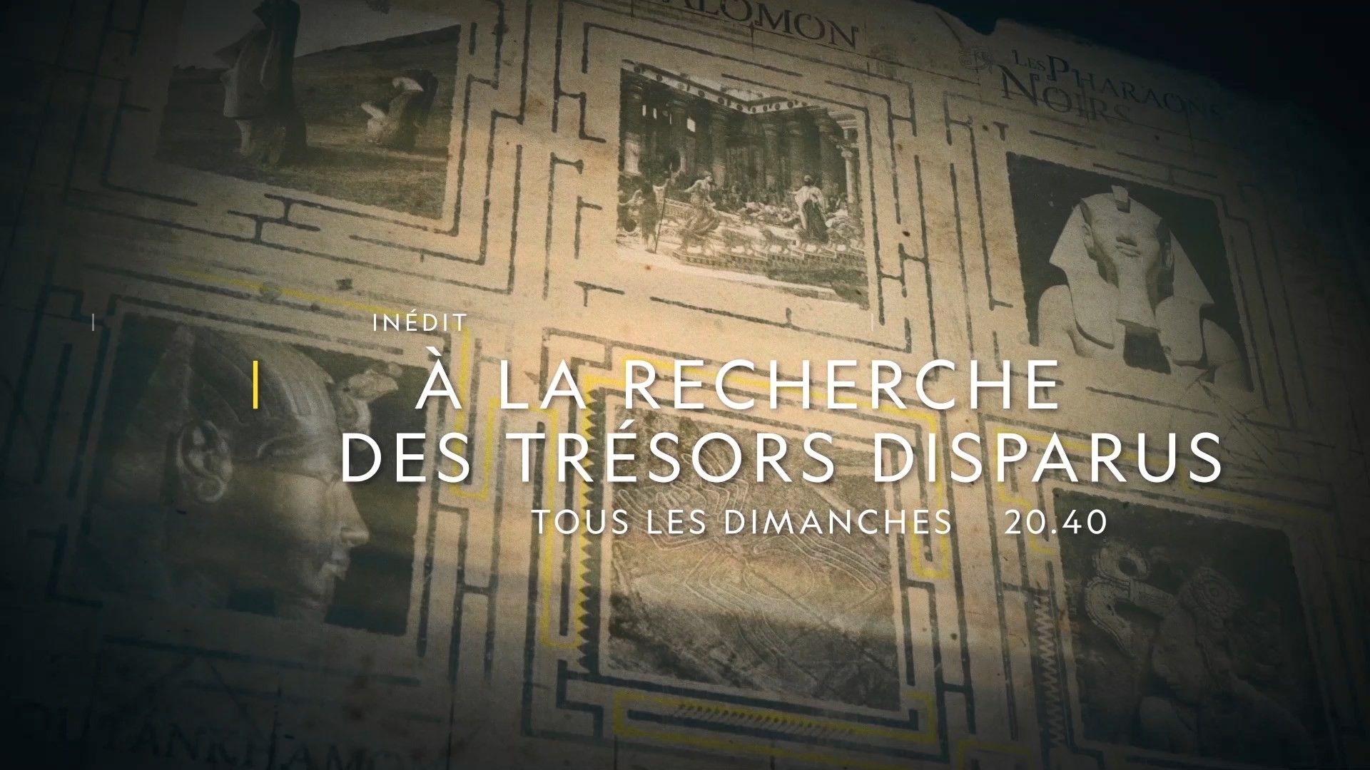 À la recherche des Trésors Disparus | National Geographic