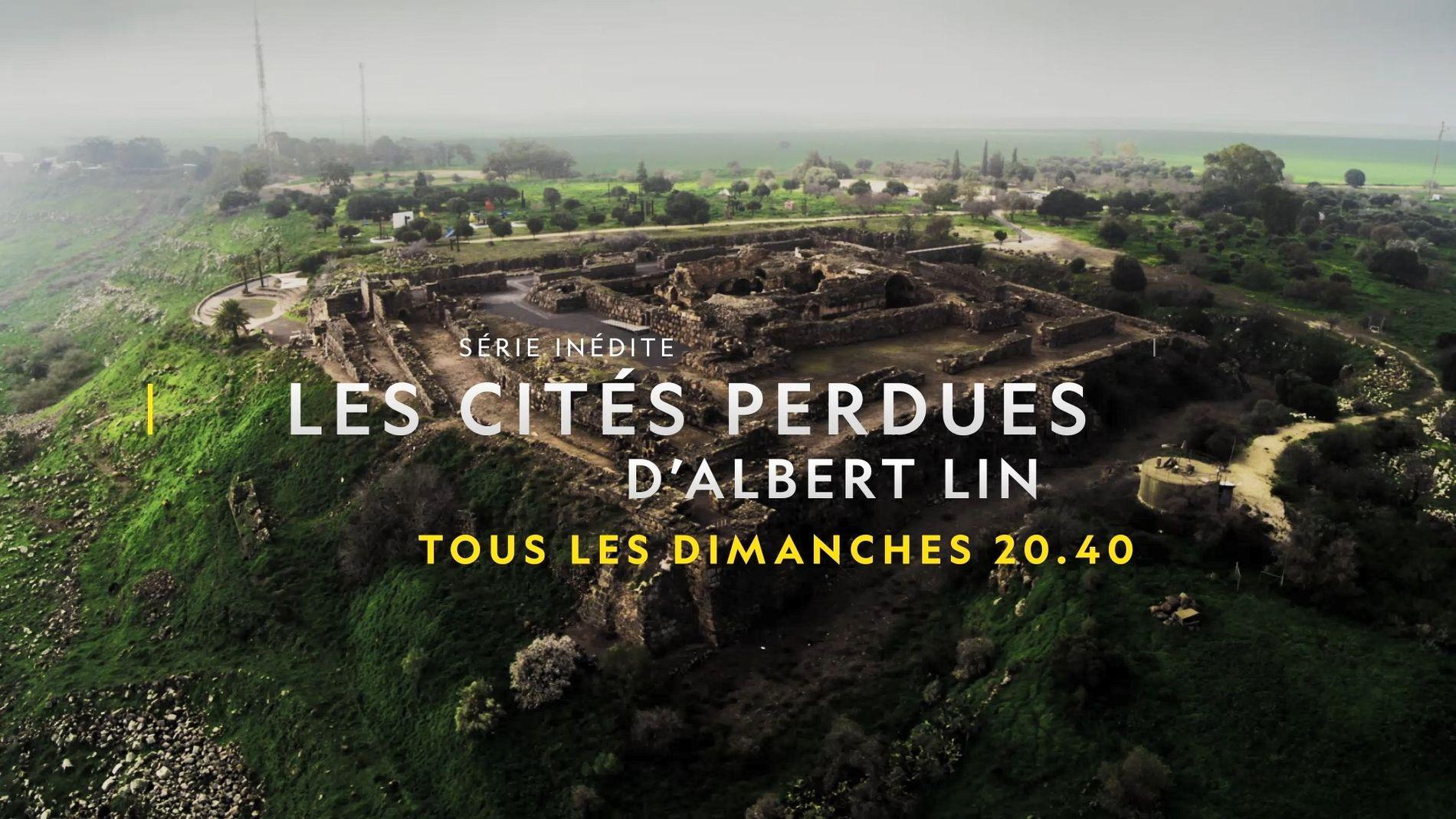 Les cités perdues d'Albert Lin | Bande annonce