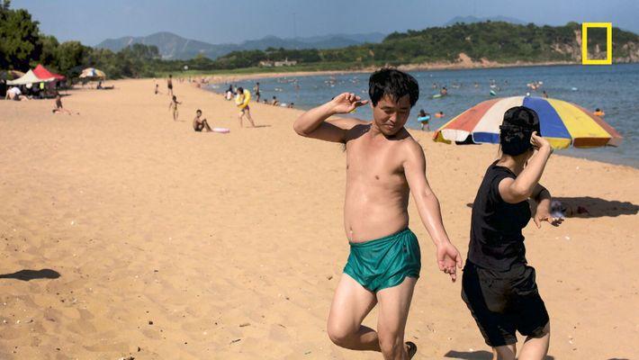 Ces images fortes documentent la vraie vie en Corée du Nord