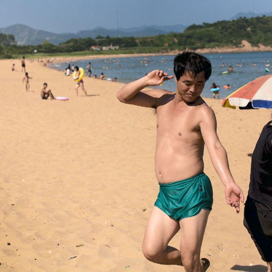 Ces images puissantes documentent la vie quotidienne en Corée du Nord
