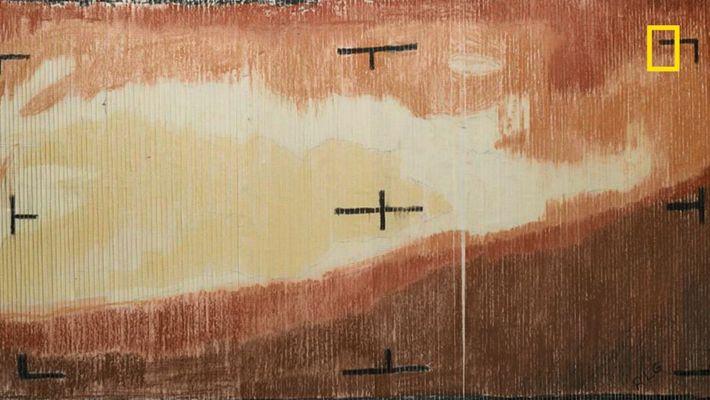 À quoi ressemblait la toute première image de Mars ?