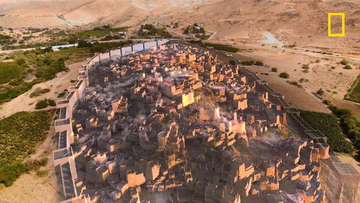 L'emplacement de Sodome enfin découvert ?