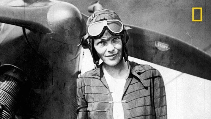 Amelia Earhart : 16e femme pilote des États-Unis