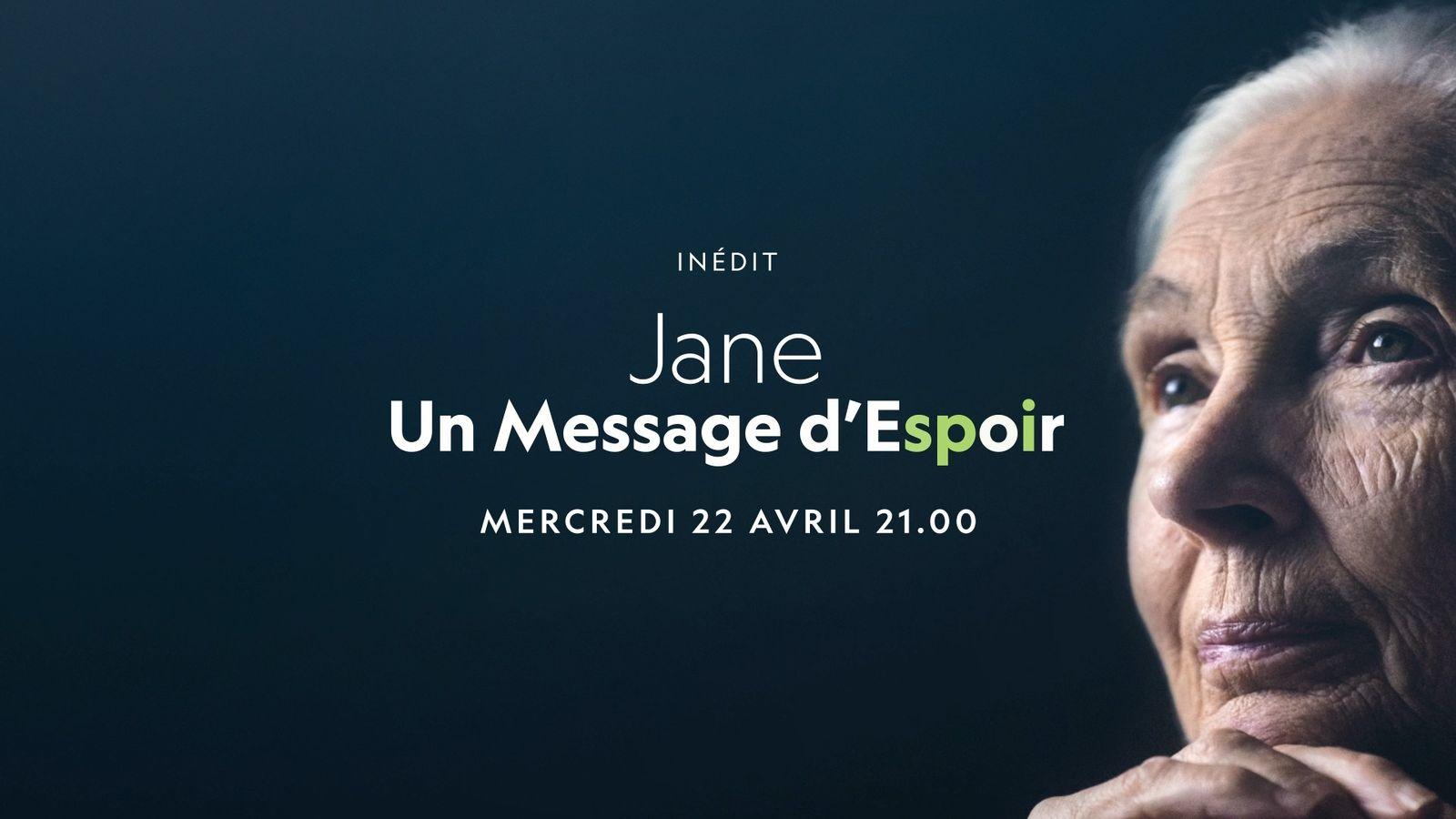 Jane : un message d'espoir   Trailer