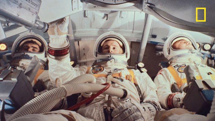 L'incendie d'Apollo 1
