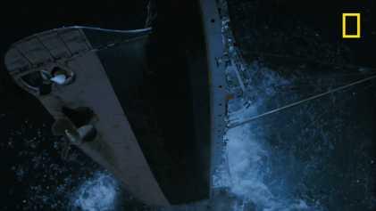 Le Titanic, la nuit de tous les cauchemars