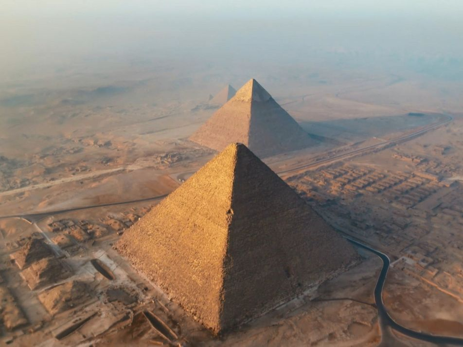 La pyramide de Khéops en chiffres
