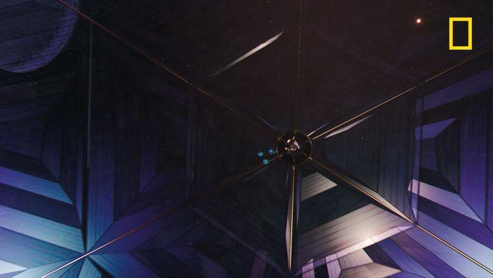 Proxima du Centaure, un très long voyage vers l'étoile la plus proche