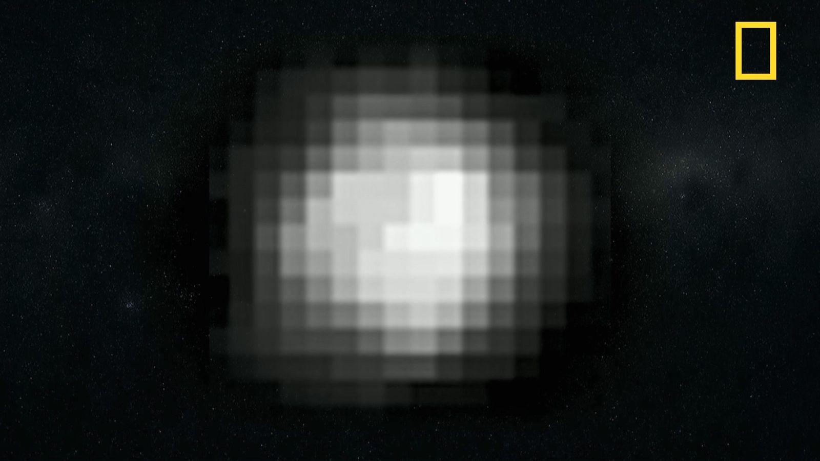 Que nous révèle cette image de Pluton ?